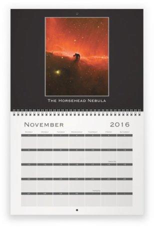 Large Calendar 12