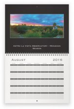 Large Calendar 9