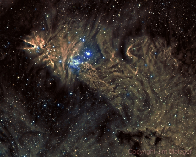 Cone Nebula 1 Astrobin Water
